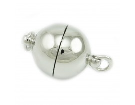 Polished Ball Magnetic Clasps (1402)