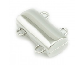 Polished Multi Row Magnetic Clasps (1408)